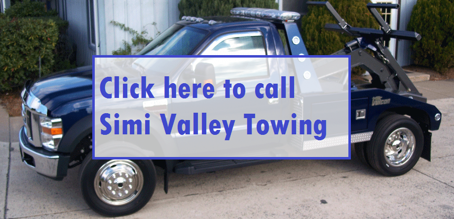 Towing in Simi Valley
